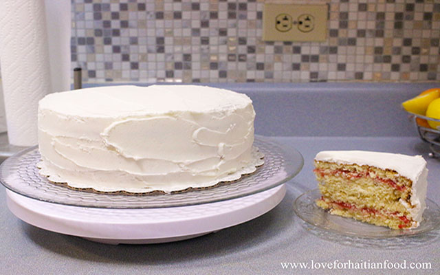 Traditional haitian cake recipes