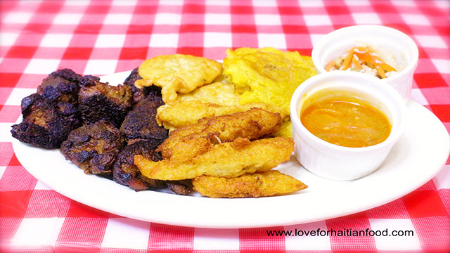 griyo aka griot baked pork shoulder love for haitian food