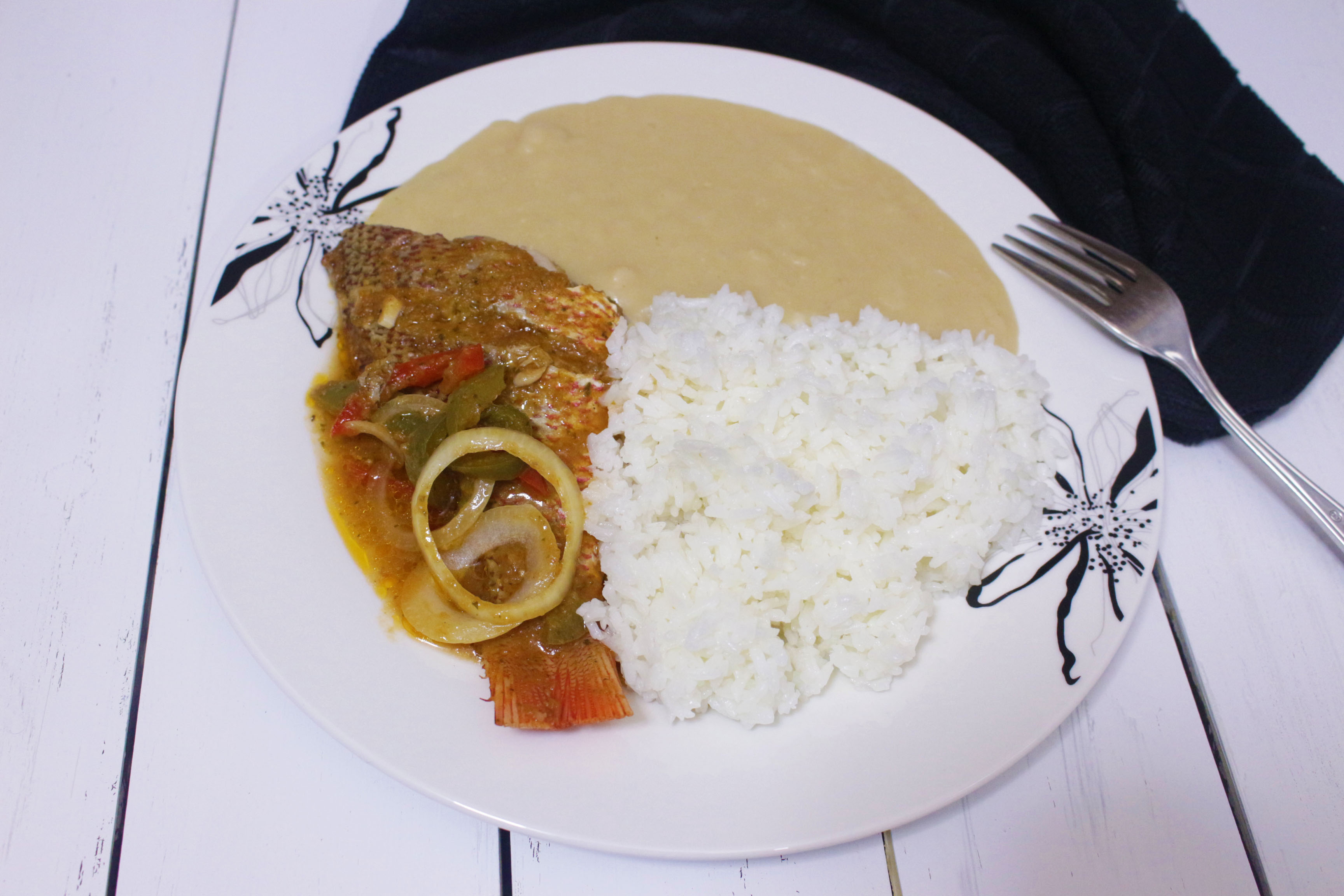 S 242 S Pwa Blan White Bean Puree Love For Haitian Food